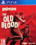 Wolfenstein: The Old Blood PlayStation 4 Front Cover