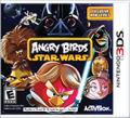 Angry Birds: Star Wars Nintendo 3DS Front Cover