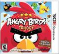 Angry Birds Trilogy Nintendo 3DS Front Cover