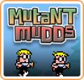 Mutant Mudds Nintendo 3DS Front Cover