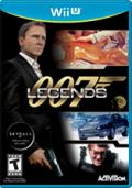 007: Legends Wii U Front Cover