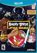 Angry Birds: Star Wars Wii U Front Cover