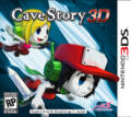 Cave Story 3D Nintendo 3DS Front Cover