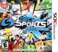 Deca Sports Extreme Nintendo 3DS Front Cover