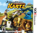 Dreamworks Super Star Kartz Nintendo 3DS Front Cover