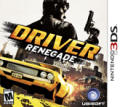 Driver: Renegade Nintendo 3DS Front Cover