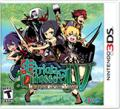 Etrian Odyssey IV: Legends of the Titan Nintendo 3DS Front Cover