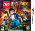 LEGO Harry Potter: Years 5-7 Nintendo 3DS Front Cover
