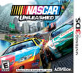 NASCAR: Unleashed Nintendo 3DS Front Cover