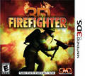 Real Heroes: Firefighter Nintendo 3DS Front Cover