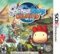 Scribblenauts Unlimited Nintendo 3DS Front Cover