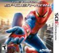 The Amazing Spider-Man Nintendo 3DS Front Cover