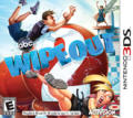 Wipeout 2 Nintendo 3DS Front Cover