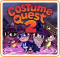 Costume Quest 2 Wii U Front Cover