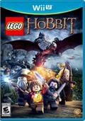 LEGO The Hobbit Wii U Front Cover