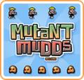 Mutant Mudds Deluxe Wii U Front Cover