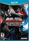 Tekken Tag Tournament 2: Wii U Edition Wii U Front Cover