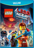 The LEGO Movie Videogame Wii U Front Cover