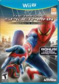 The Amazing Spider-Man: Ultimate Edition Wii U Front Cover