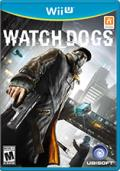 Watch_Dogs Wii U Front Cover