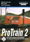 ProTrain 2: First German Long-Distance Track Leipzig-Riesa-Dresden Windows Front Cover