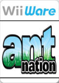 Ant Nation Wii Front Cover