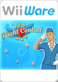Flight Control Wii Front Cover