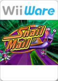 Snail Mail Wii Front Cover