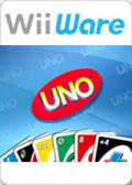 Uno Wii Front Cover
