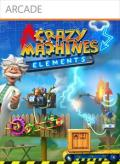 Crazy Machines: Elements Xbox 360 Front Cover