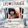 Life is Strange: Complete Season - Episodes 1-5 PlayStation 3 Front Cover