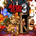 Metal Slug 3 PlayStation 3 Front Cover