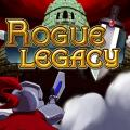 Rogue Legacy PlayStation 3 Front Cover