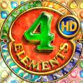 4 Elements PlayStation 3 Front Cover