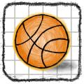 Doodle Basketball Android Front Cover