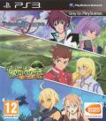 Tales of Graces f / Tales of Symphonia Chronicles PlayStation 3 Front Cover