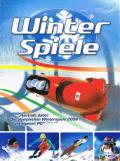 Winterspiele Windows Front Cover