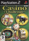Casino Challenge PlayStation 2 Front Cover