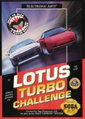 Lotus Turbo Challenge 2 Genesis Front Cover