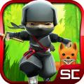 Mini Ninjas Fire OS Front Cover