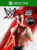 WWE 2K15 Xbox One Front Cover 1st version
