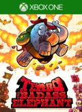 Tembo the Badass Elephant Xbox One Front Cover 1st version