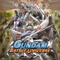 Gundam Battle Universe PSP Front Cover