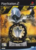 Robot Wars: Arenas of Destruction PlayStation 2 Front Cover