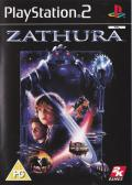 Zathura PlayStation 2 Front Cover
