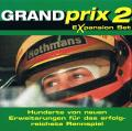 Grand Prix 2: Expansion Set DOS Front Cover
