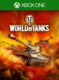 World of Tanks: Xbox 360 Edition Xbox One Front Cover 1st version