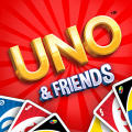 Uno & Friends iPad Front Cover