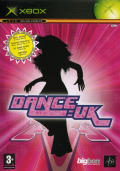 Dance:UK Xbox Front Cover