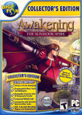 Awakening: The Sunhook Spire (Collector's Edition) Windows Front Cover
